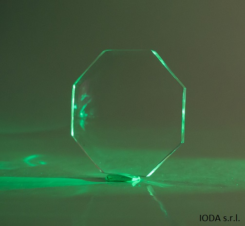 IODA octagonal test lens