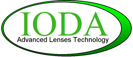 IODA s.r.l. – ophthalmic products and industrial lenses.