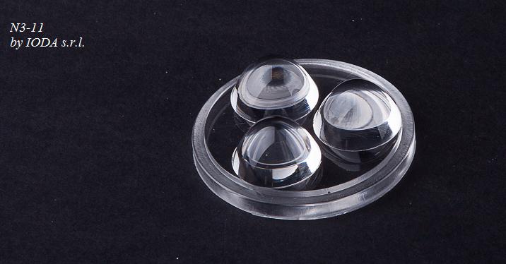 Multi Led Lens, Material REVO-01