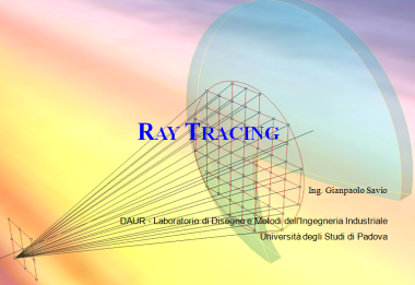Ray Tracing IODA aspheric lenses calculation